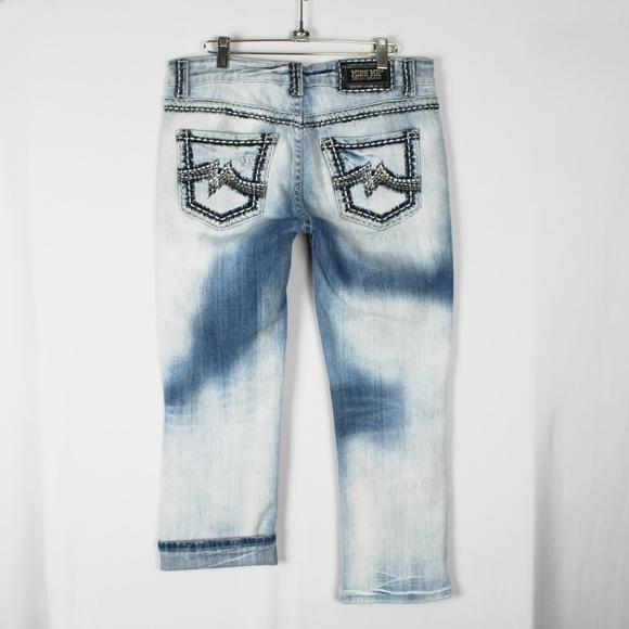 Miss Me Denim - Miss Me Boyfriend SILVER CREEK Jeans #469